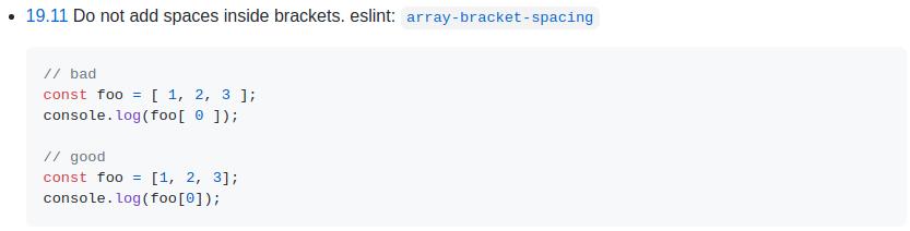 bracketSpacing