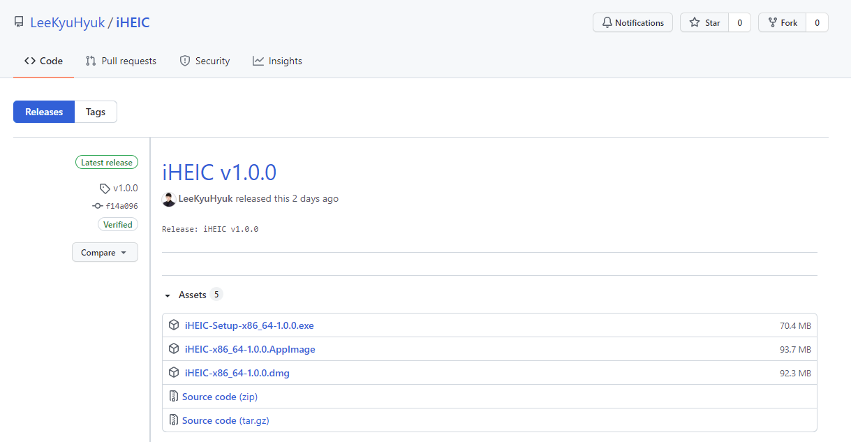 iHEIC v1.0.0